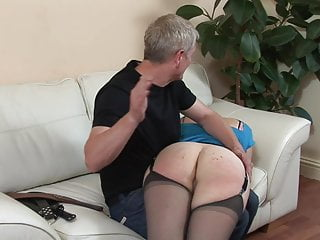 Spanked For Being Drunk