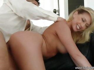 Do The Blonde Swinger Wifey