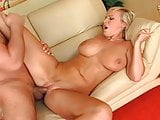 Busty Blonde 1