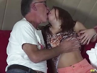 THE FATHER FUCKS THE YOUNGEST DAUGHTER