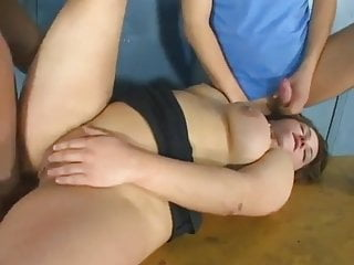 DRUNK BBW IS ANAL FUCKED