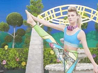 Britney VS Fergie Sex movie Music