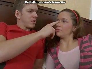 Deepthroat amateur chick porn scene 1...