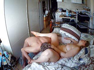 Big tit russian milf multi orgasm being licked...