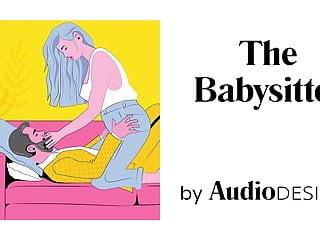 The babysitter erotic audio porn for women...