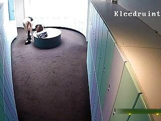 Hidden Camera Hd Videos video: Spa voyeur lockerroom 1
