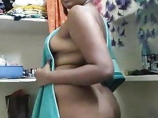 Indian wife ass...