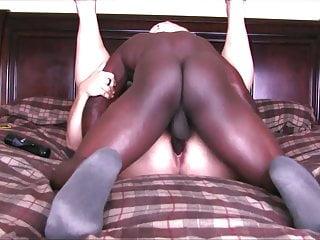 Black monster hunk fucks bear daddy (2of2 video)