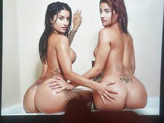 Priya and preeti indian twins ass...