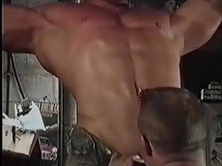 Classic bodybuilder...