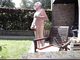 سکس گی Grandpa stroke and cum in garden outdoor  masturbation  hd videos gay public (gay) gay outdoor (gay) gay grandpa (gay) gay cum (gay) cum tribute  amateur