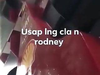 Rodney hotel gf ng huli kinantot tropa sa