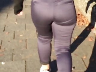 Candit Big Ass Walking