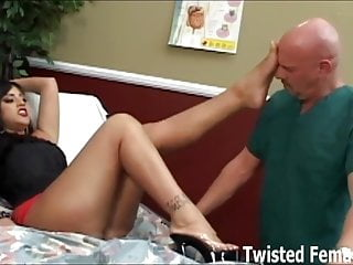 Whipping your ass is so much fun
