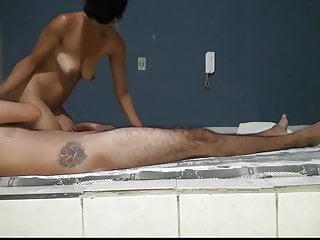 My friend fucked my wife again and creampied her twice!