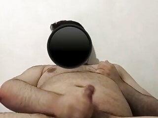 Chubby boy masturbation(my first video)