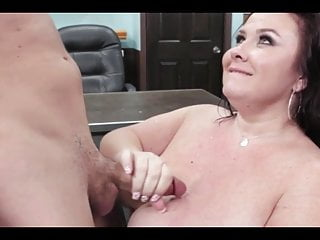 Porn Music Video – Older BBW Gets Fucked by Younger Guy