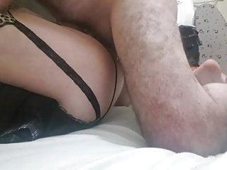 Uncut Dick Fucking my ass