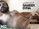Alpha male Syrian military officer