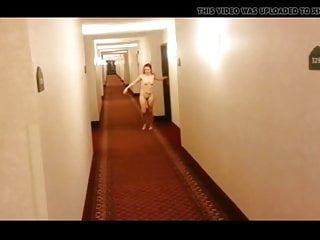 Flashing in the Hotel