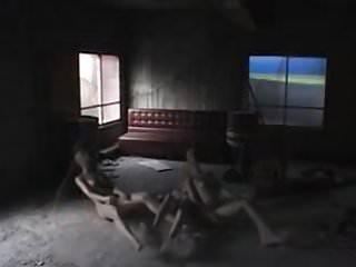 Corina, Lavinia, Claudia - Nude dance