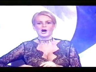 Ulrika jonsson pregnant tits...