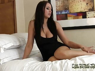 You are going to cum so hard for us – CEI