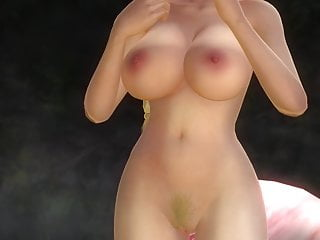 Naked helena and delicious tits modeling...