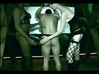 Kinky bdsm shemale masters bareback pmv...