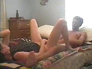 Pounding ex lover ass, screams and begs to cum in her ass