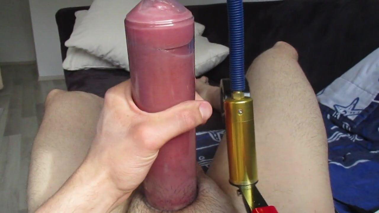 Penis Suction Torture Porn