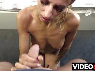 Polskie Porno – Amy – Cock sucking