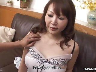 Masturbating on her wet herstepson...