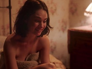Lily James - ''The Exception'' 03 (open matte)