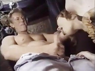 Cowboy Fucks A Barmaid In Her Tight Little Ass