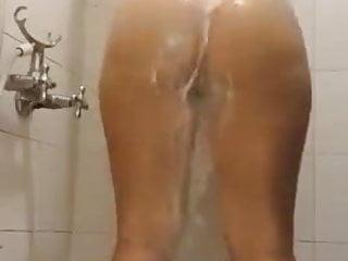 Shower power...