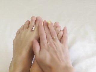 banana cream feet