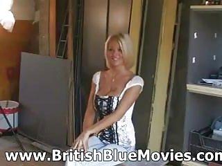 Tia Layne - British MILF Hardcore