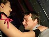 Daphnee and Tara banged in a libertines club