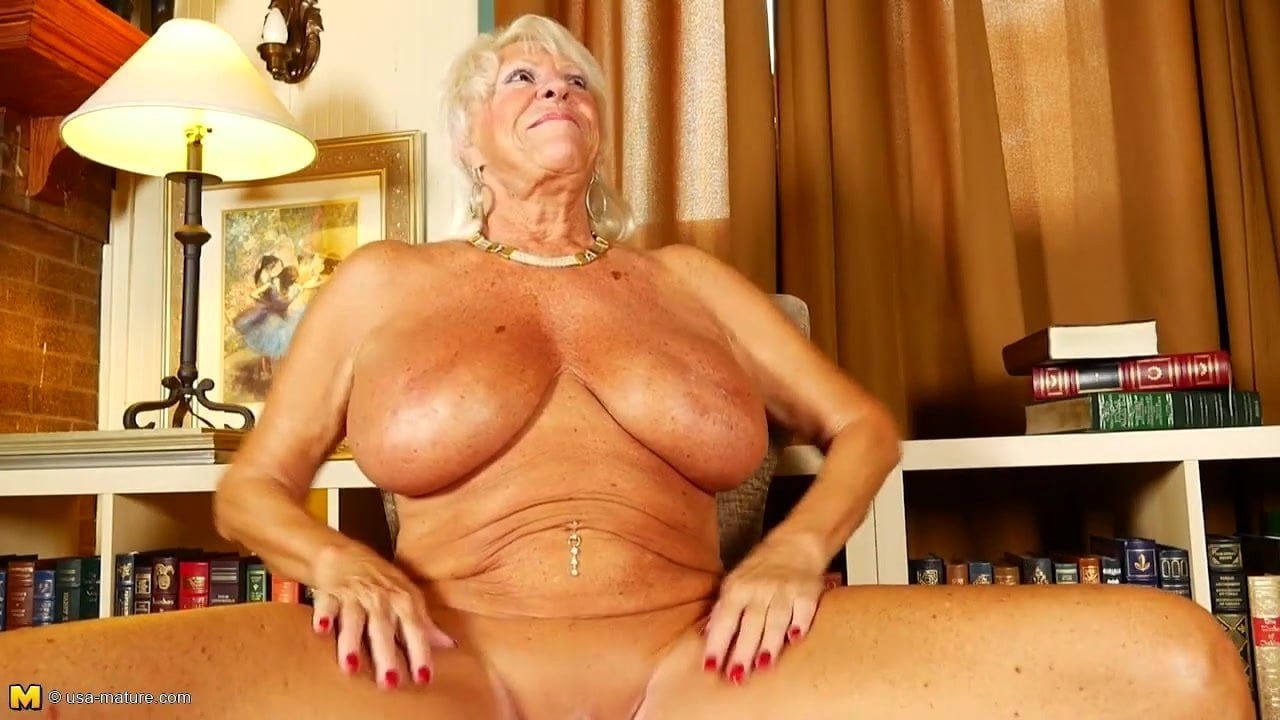 mature tan huge tits amateur