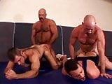 Bear muscle orgy