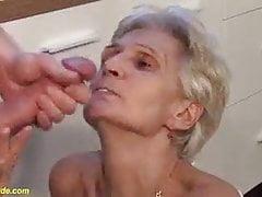 83 year old granny slut