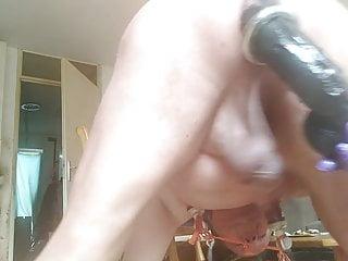 Rambone selfie extreme sissy...