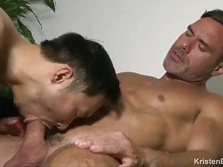 Hungry asian hole