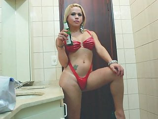 Lohanny brandao pissing in golden nectar 1 by...