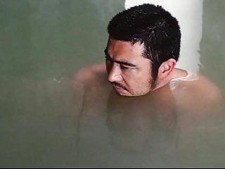 Shintaro Katsu Nude Scene (Zatoichi)