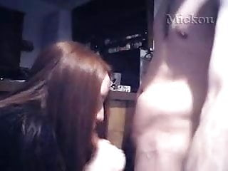 French couple is fucking from fillinges on bazoocam...