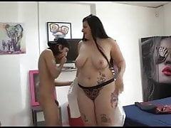 Busty BBW Maria teaches Felipe the sex lesson he desperately needs
