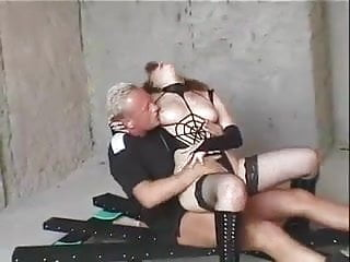 Mistress uses subbiefucktoy