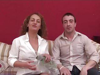 Anal amateur spanish couple casting for porn...